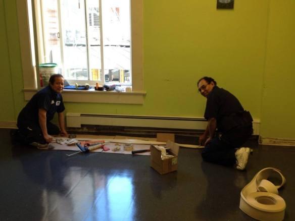 PBI flooring
